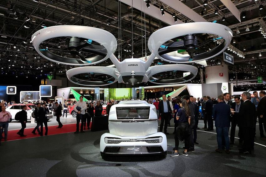 """Audi quyết định """"hạ cánh"""" dự án xe hơi bay - 6"""