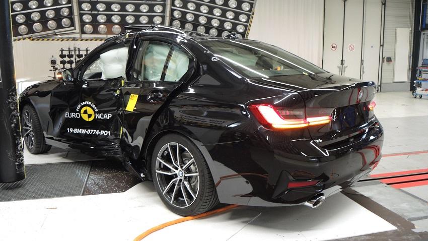 Euro NCAP cho điểm an toàn đối với BMW 1 và 3-Series mới, Peugeot 208 và Jeep Cherokee - 10