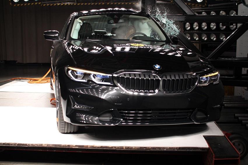 Euro NCAP cho điểm an toàn đối với BMW 1 và 3-Series mới, Peugeot 208 và Jeep Cherokee - 11