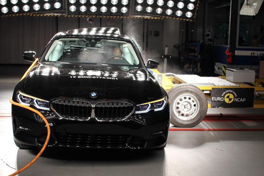 Euro NCAP cho điểm an toàn đối với BMW 1 và 3-Series mới, Peugeot 208 và Jeep Cherokee - 13