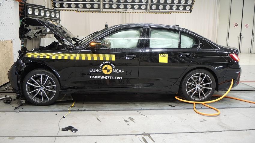 Euro NCAP cho điểm an toàn đối với BMW 1 và 3-Series mới, Peugeot 208 và Jeep Cherokee - 14