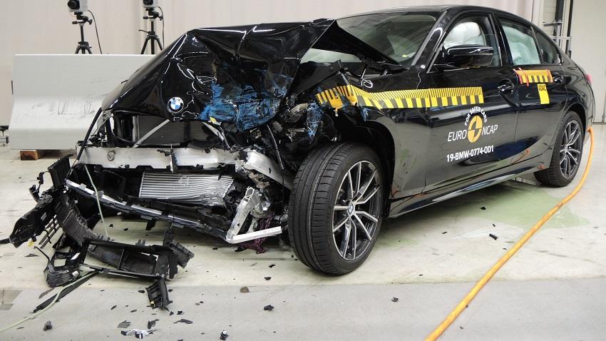 Euro NCAP cho điểm an toàn đối với BMW 1 và 3-Series mới, Peugeot 208 và Jeep Cherokee - 15
