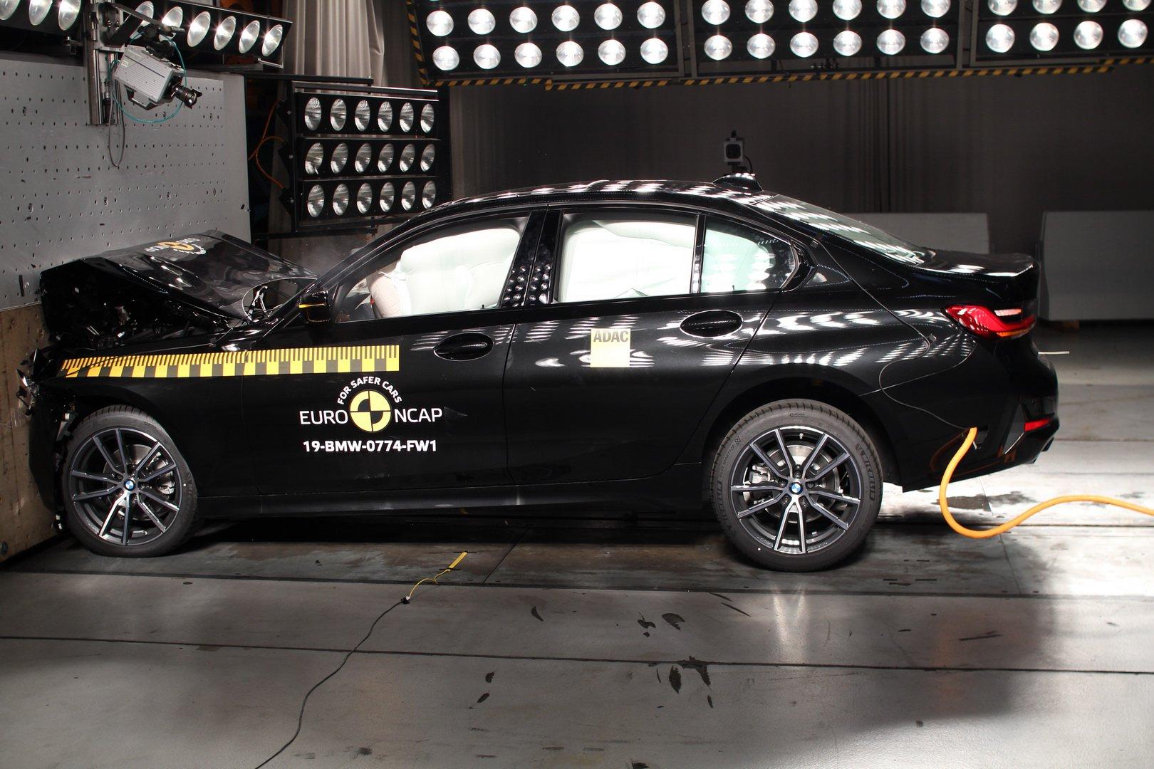 Euro NCAP cho điểm an toàn đối với BMW 1 và 3-Series mới, Peugeot 208 và Jeep Cherokee - 16