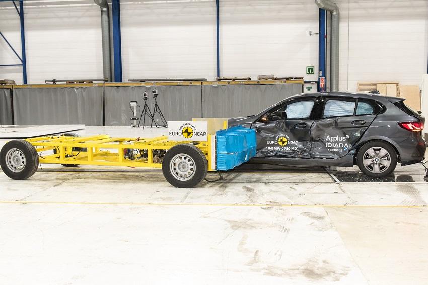 Euro NCAP cho điểm an toàn đối với BMW 1 và 3-Series mới, Peugeot 208 và Jeep Cherokee - 4