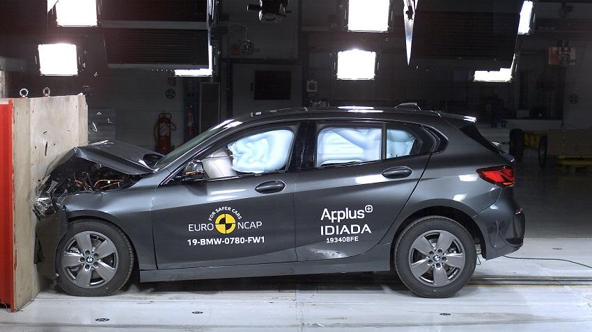 Euro NCAP cho điểm an toàn đối với BMW 1 và 3-Series mới, Peugeot 208 và Jeep Cherokee - 5