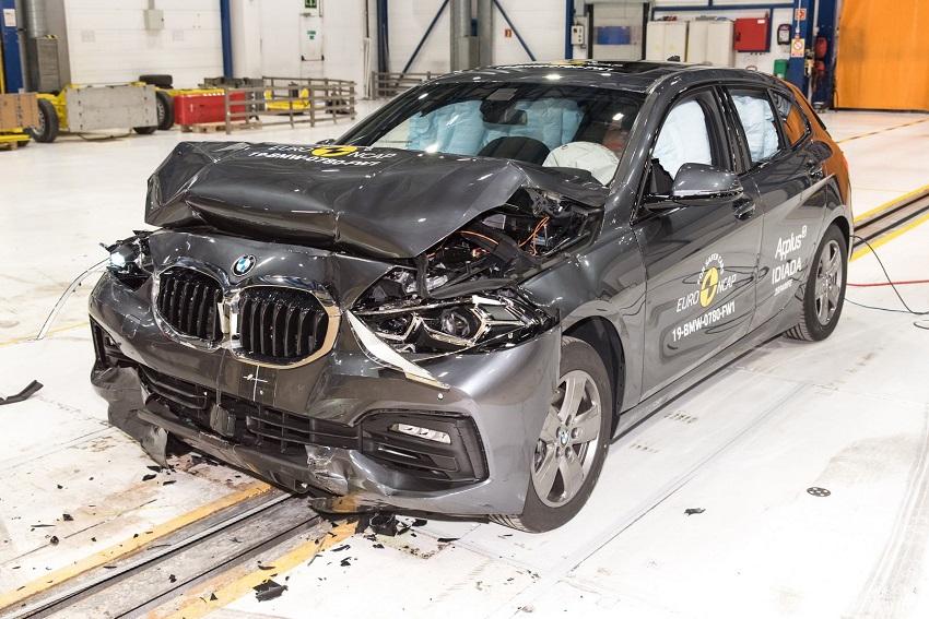Euro NCAP cho điểm an toàn đối với BMW 1 và 3-Series mới, Peugeot 208 và Jeep Cherokee - 6