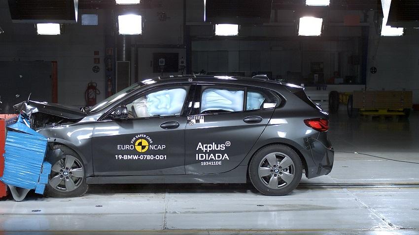 Euro NCAP cho điểm an toàn đối với BMW 1 và 3-Series mới, Peugeot 208 và Jeep Cherokee - 7