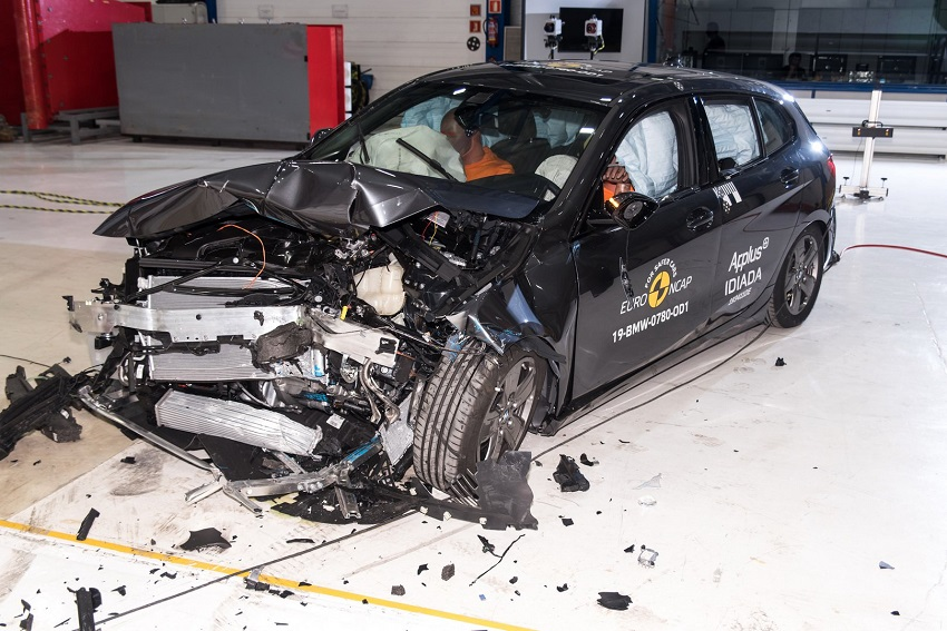 Euro NCAP cho điểm an toàn đối với BMW 1 và 3-Series mới, Peugeot 208 và Jeep Cherokee - 8