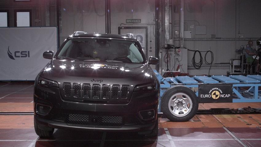 Euro NCAP cho điểm an toàn đối với BMW 1 và 3-Series mới, Peugeot 208 và Jeep Cherokee - 19