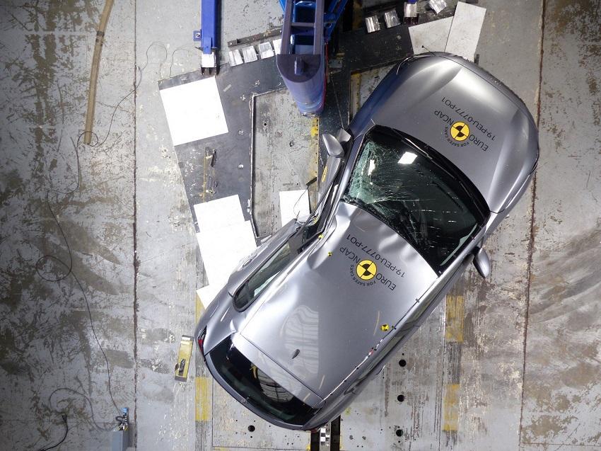 Euro NCAP cho điểm an toàn đối với BMW 1 và 3-Series mới, Peugeot 208 và Jeep Cherokee - 25