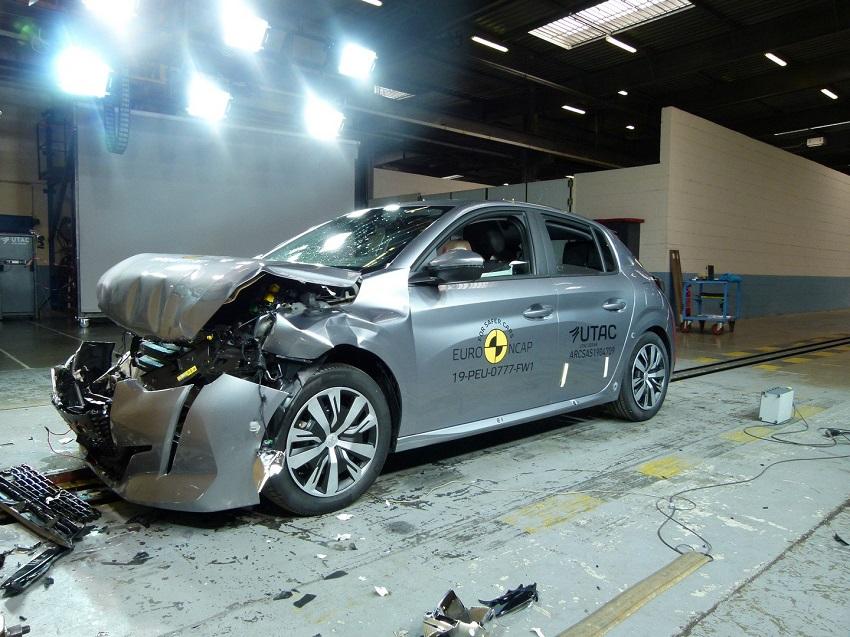 Euro NCAP cho điểm an toàn đối với BMW 1 và 3-Series mới, Peugeot 208 và Jeep Cherokee - 29