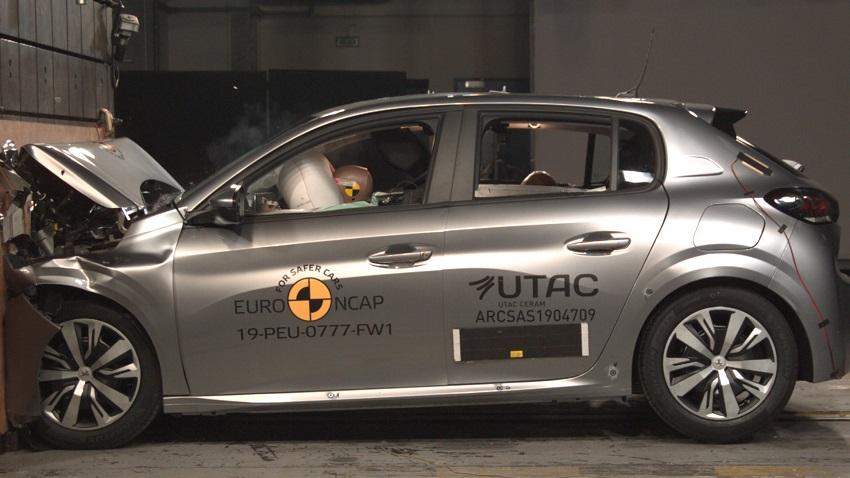 Euro NCAP cho điểm an toàn đối với BMW 1 và 3-Series mới, Peugeot 208 và Jeep Cherokee - 30