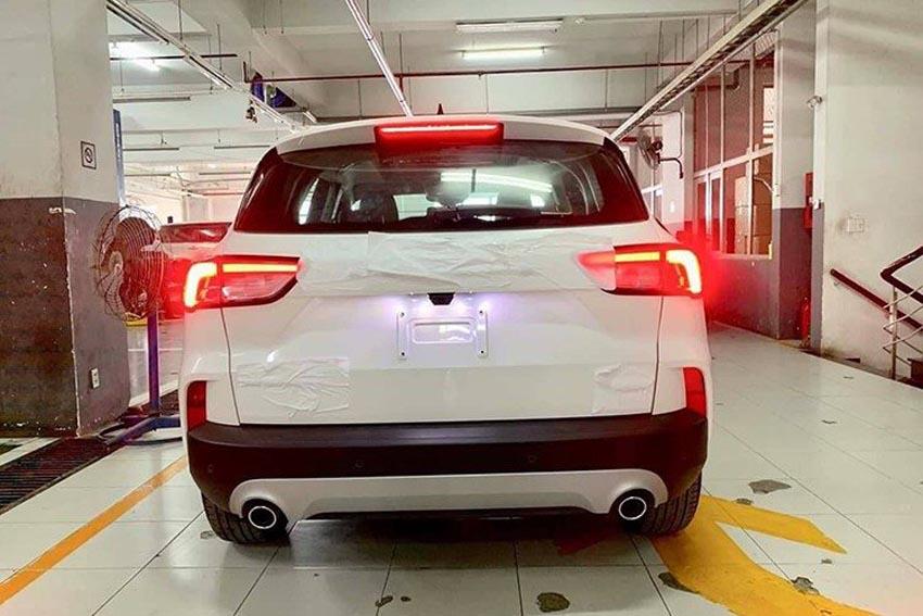Ford Escape 2020 có mặt tại Việt Nam, chờ ngày tung ra thị trường - 3