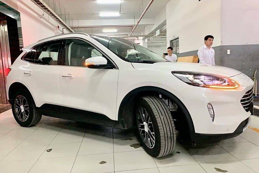 Ford Escape 2020 có mặt tại Việt Nam, chờ ngày tung ra thị trường - 5