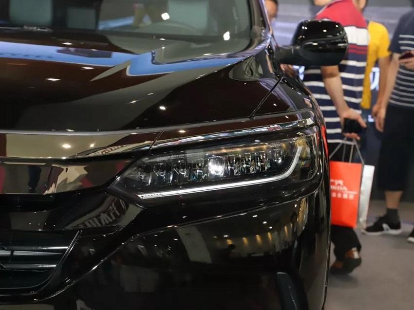 Honda Breeze 2020 mới là một chiếc CR-V sắc nét đi cùng mặt trước của Accord - 15