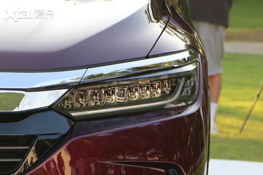 Honda Breeze 2020 mới là một chiếc CR-V sắc nét đi cùng mặt trước của Accord - 19