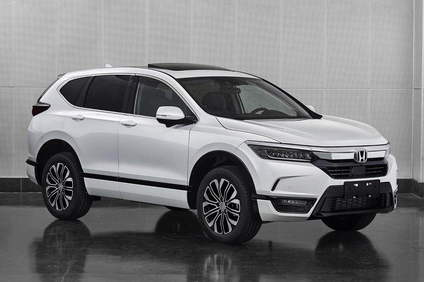 Honda Breeze 2020 mới là một chiếc CR-V sắc nét đi cùng mặt trước của Accord - 3