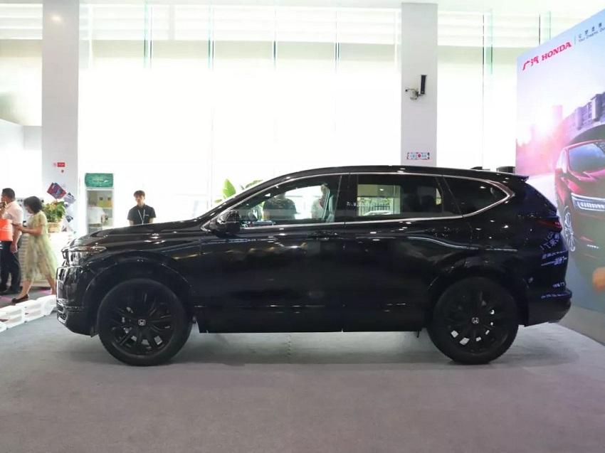 Honda Breeze 2020 mới là một chiếc CR-V sắc nét đi cùng mặt trước của Accord - 8