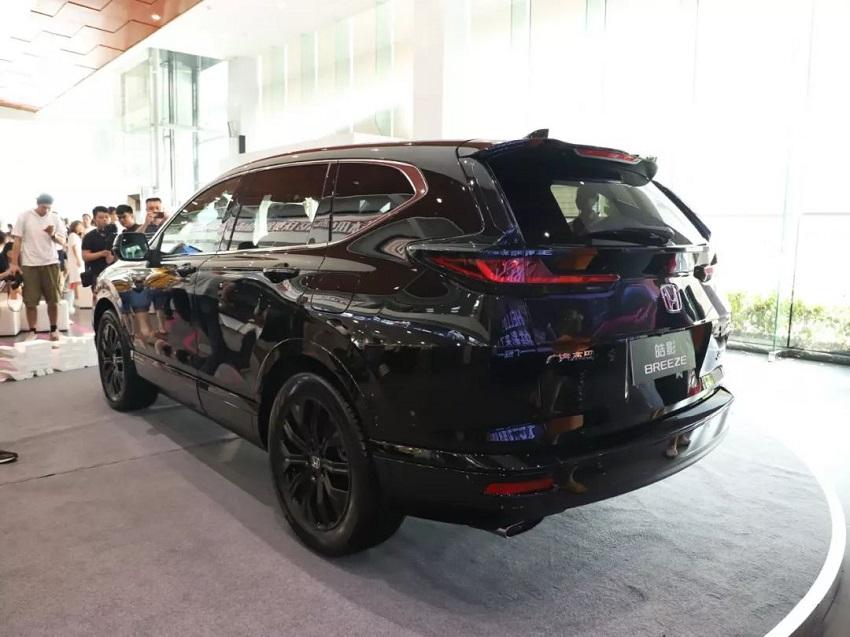 Honda Breeze 2020 mới là một chiếc CR-V sắc nét đi cùng mặt trước của Accord - 9