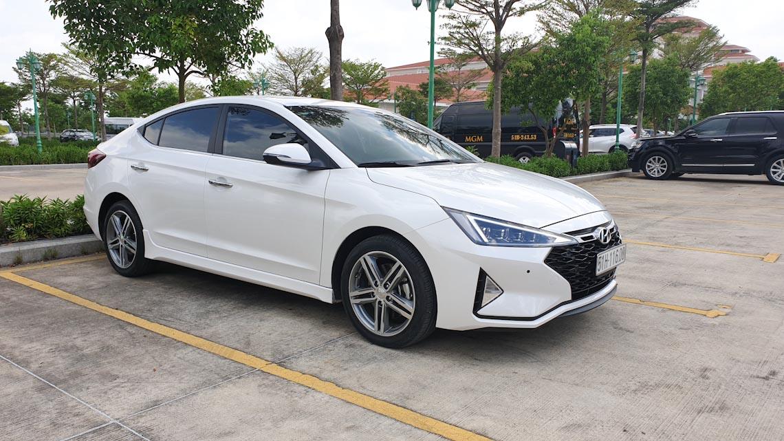 "Hyundai Elantra Sport 2019: ""chất"" thể thao từ Hàn Quốc - 3"