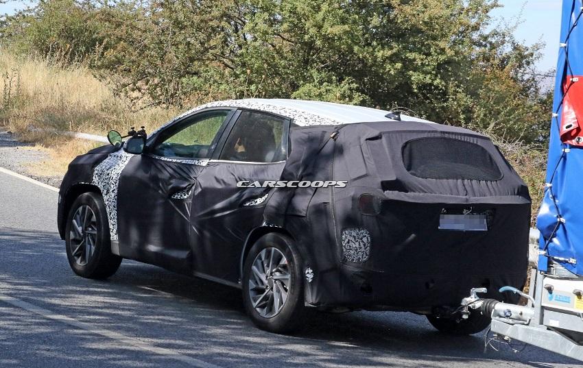Hyundai Tucson 2021: diện mạo mới đầy ấn tượng và sức hấp dẫn - 12
