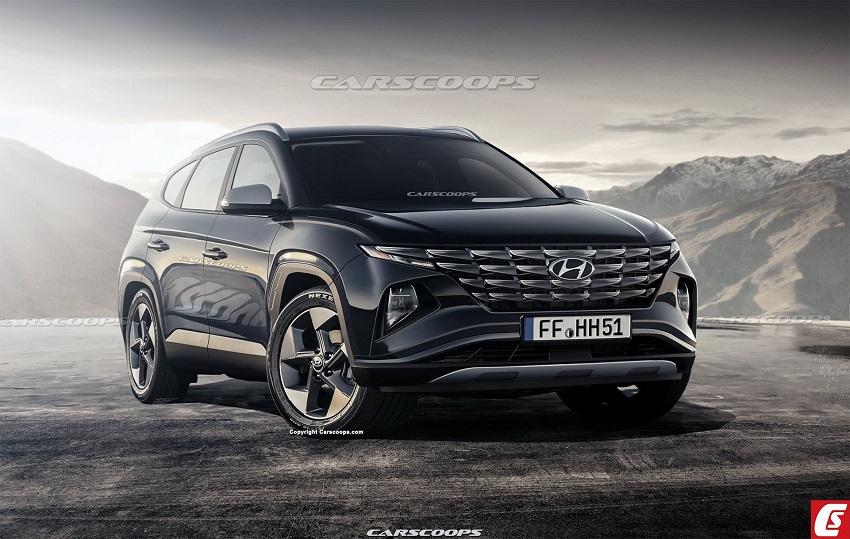 Hyundai Tucson 2021: diện mạo mới đầy ấn tượng và sức hấp dẫn - 14