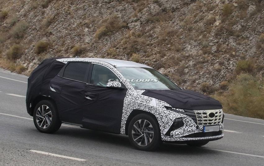 Hyundai Tucson 2021: diện mạo mới đầy ấn tượng và sức hấp dẫn - 4