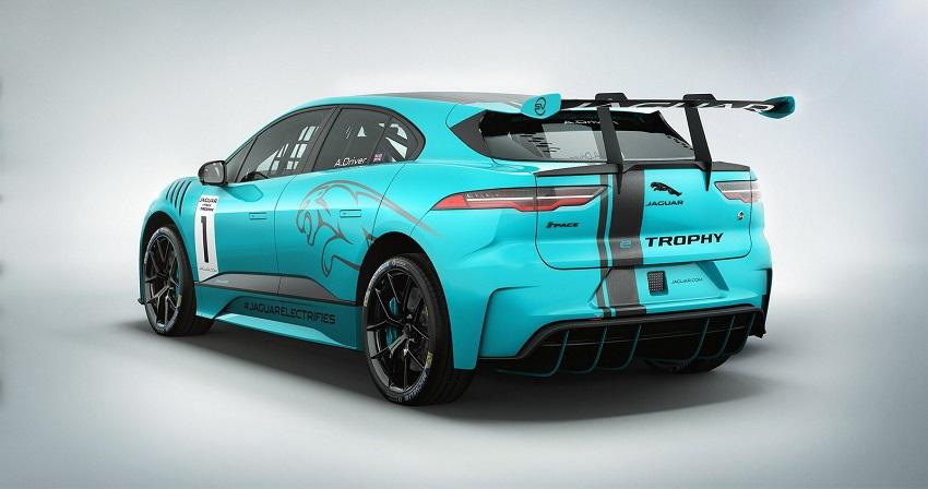 Chuẩn bị chào đón Jaguar I-Pace SVR mới với tốc độ tối đa ở mức 200 km/h - 1