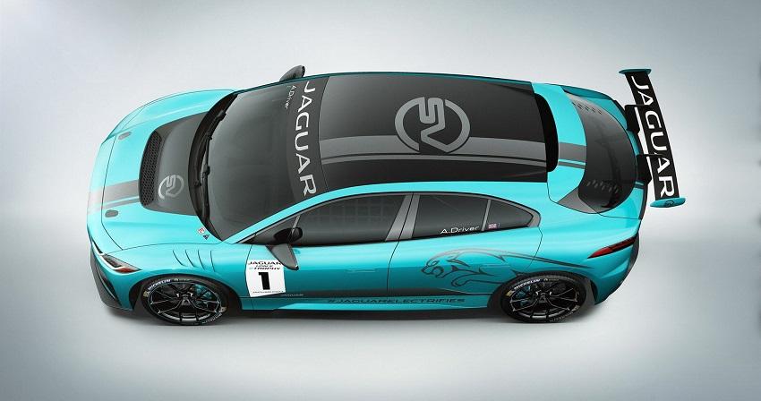 Chuẩn bị chào đón Jaguar I-Pace SVR mới với tốc độ tối đa ở mức 200 km/h - 3