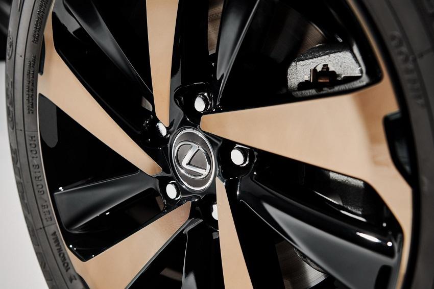 Lexus NX 300 2020 phiên bản Black Line Special Edition nổi bật với các điểm nhấn bằng đồng - 4