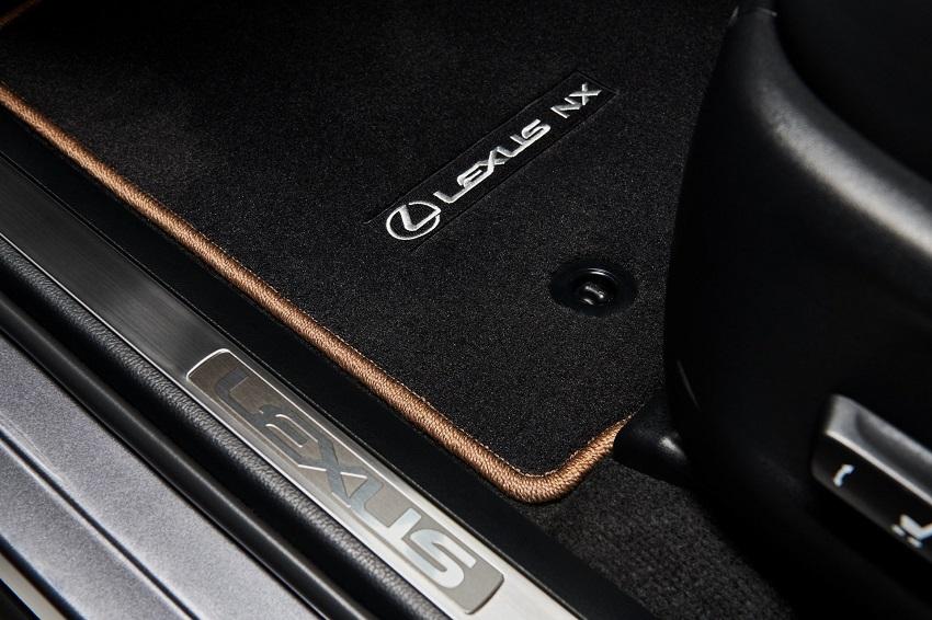 Lexus NX 300 2020 phiên bản Black Line Special Edition nổi bật với các điểm nhấn bằng đồng - 8