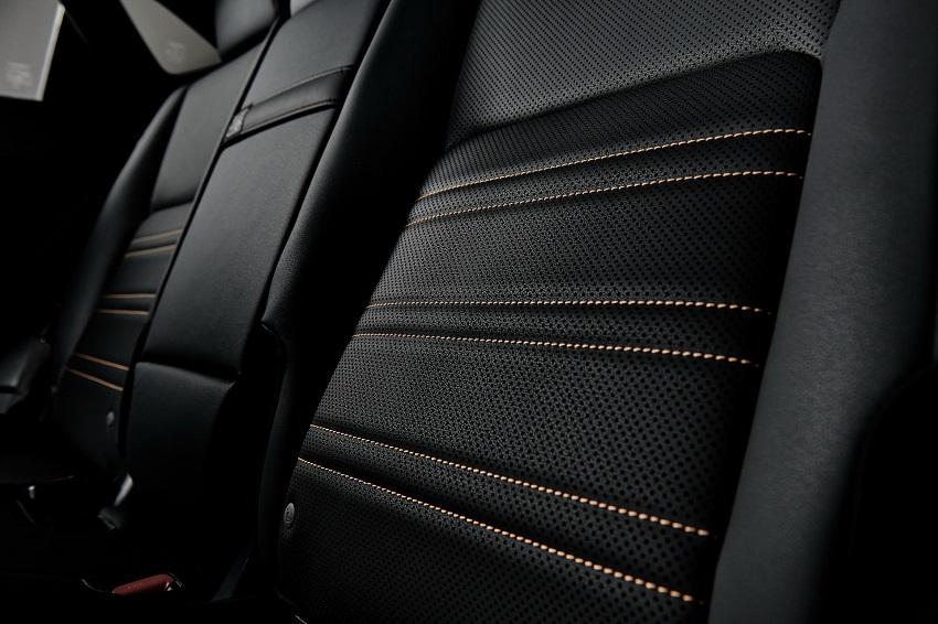 Lexus NX 300 2020 phiên bản Black Line Special Edition nổi bật với các điểm nhấn bằng đồng - 9