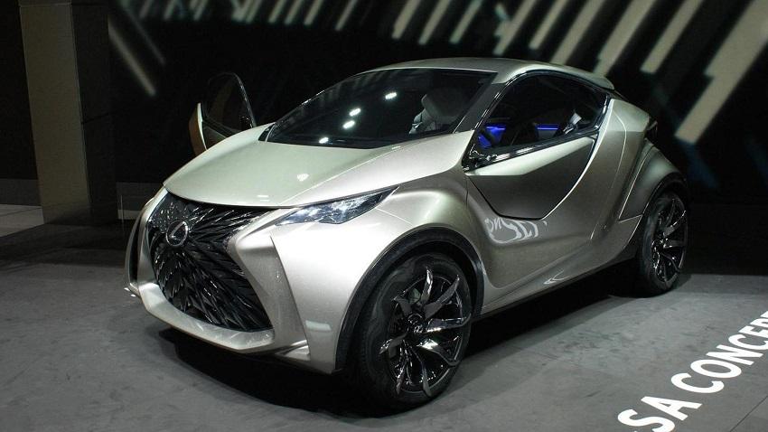 Lexus tung teaser xe concept EV trước thềm sự kiện Tokyo Motor Show - 1