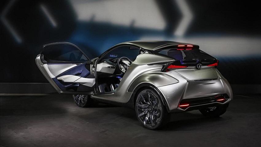 Lexus tung teaser xe concept EV trước thềm sự kiện Tokyo Motor Show - 10
