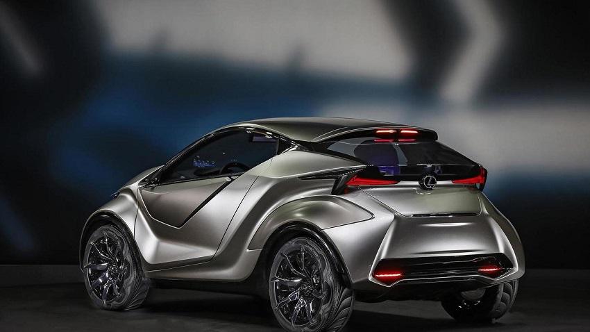Lexus tung teaser xe concept EV trước thềm sự kiện Tokyo Motor Show - 11