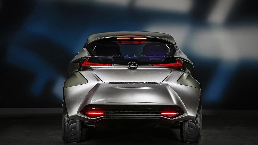 Lexus tung teaser xe concept EV trước thềm sự kiện Tokyo Motor Show - 12