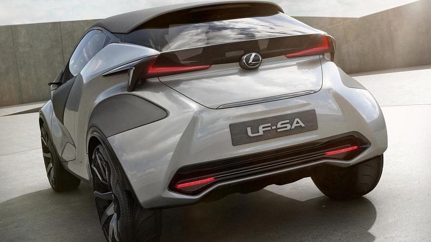 Lexus tung teaser xe concept EV trước thềm sự kiện Tokyo Motor Show - 13