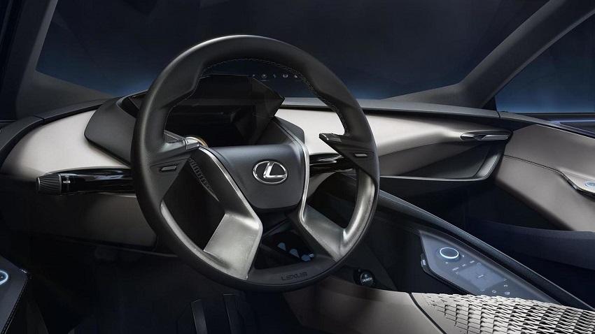 Lexus tung teaser xe concept EV trước thềm sự kiện Tokyo Motor Show - 14