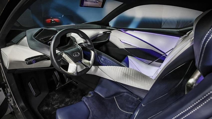 Lexus tung teaser xe concept EV trước thềm sự kiện Tokyo Motor Show - 15