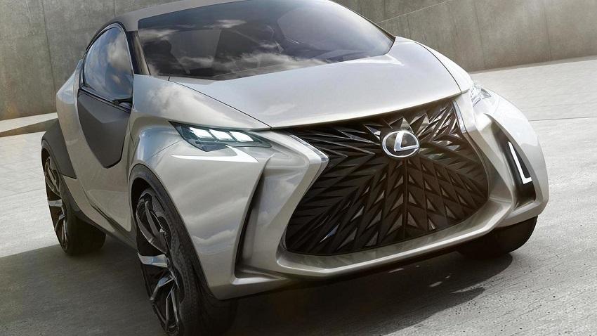 Lexus tung teaser xe concept EV trước thềm sự kiện Tokyo Motor Show - 3