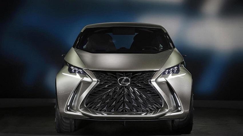 Lexus tung teaser xe concept EV trước thềm sự kiện Tokyo Motor Show - 5