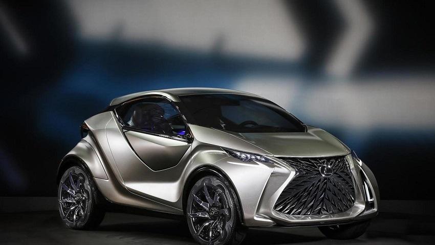 Lexus tung teaser xe concept EV trước thềm sự kiện Tokyo Motor Show - 6