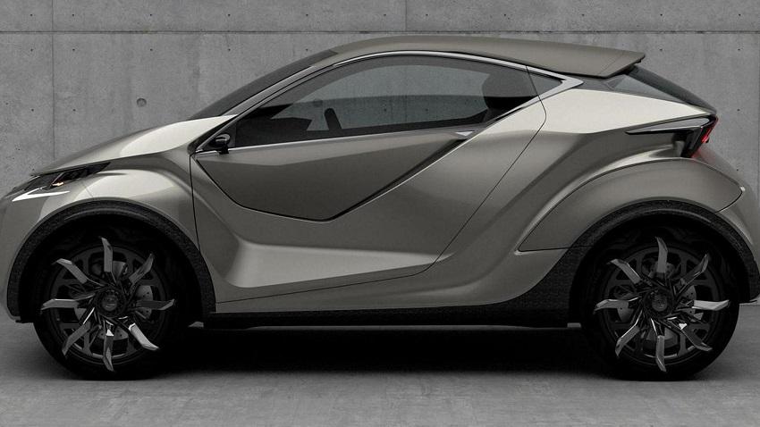 Lexus tung teaser xe concept EV trước thềm sự kiện Tokyo Motor Show - 7