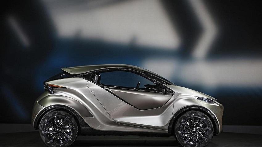 Lexus tung teaser xe concept EV trước thềm sự kiện Tokyo Motor Show - 8
