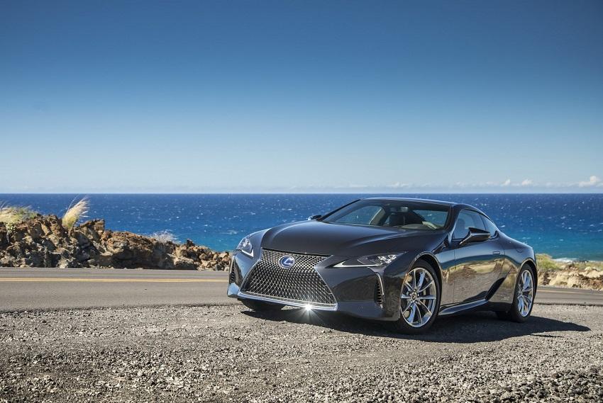 Những mẫu xe hybrid năm 2020 của Lexus sẽ được bảo hành pin mở rộng - 1