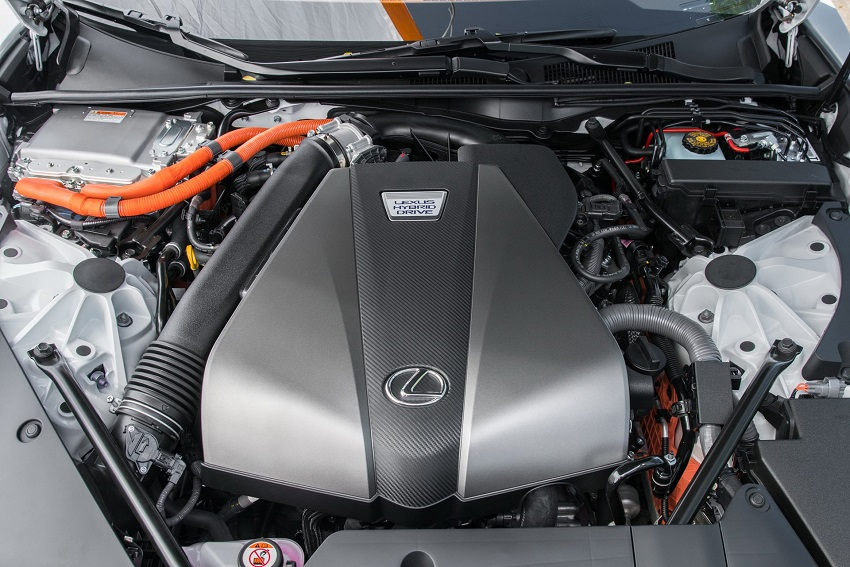 Những mẫu xe hybrid năm 2020 của Lexus sẽ được bảo hành pin mở rộng - 5