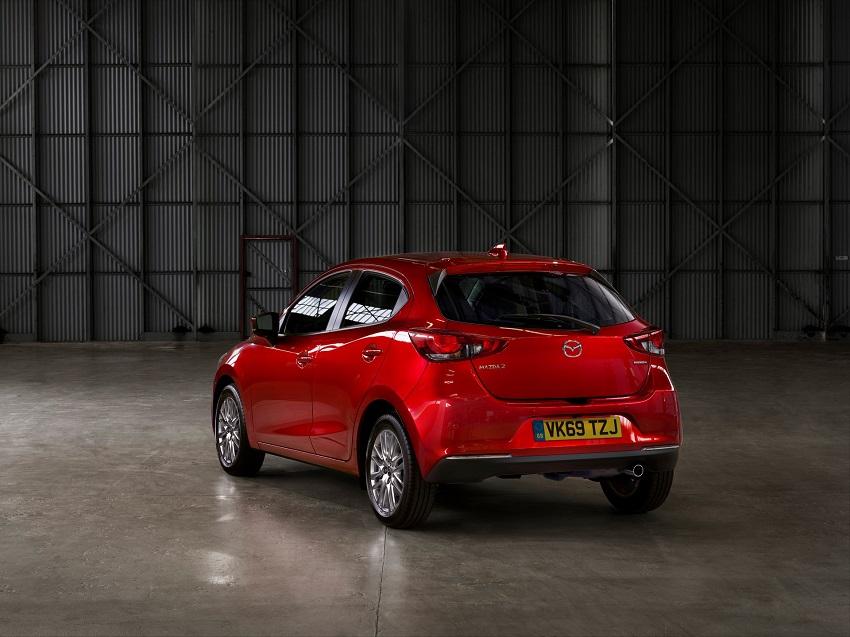 Mazda2 2020 phiên bản cập nhật sẽ có mặt tại Vương quốc Anh vào tháng 11 với giá 15.795 bảng Anh - 2