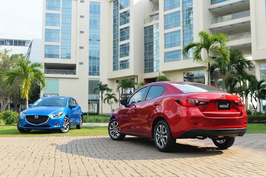 Mazda2 giảm giá 70 triệu đồng - 2