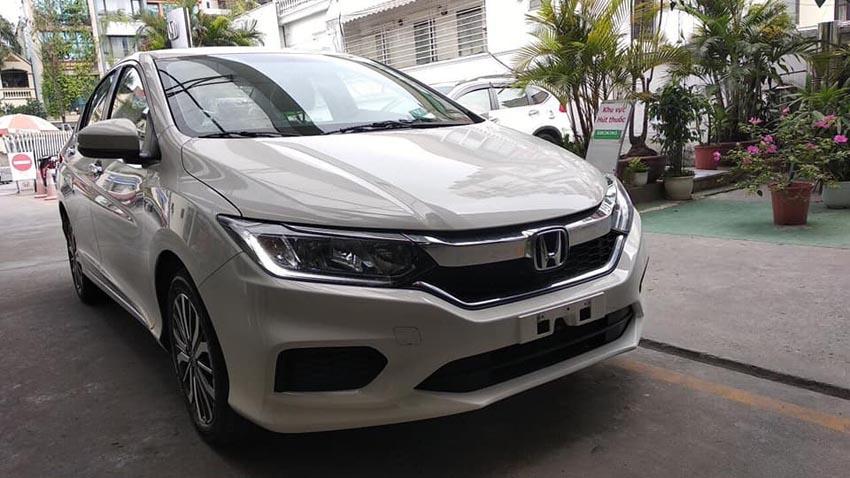 Những chi tiết sẽ bị cắt bỏ trên Honda City E giá rẻ tại Việt Nam - 3