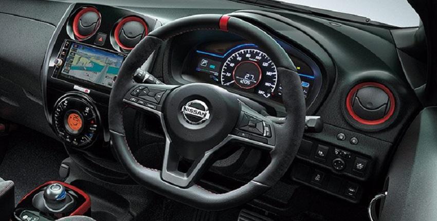 Nissan Note Nismo Black Limited chỉ dành cho thị trường Nhật Bản - 10